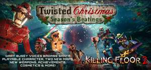 Killing Floor 2 + Twisted Christmass Season's Beatings (PC) в Steam временно за 4,5$