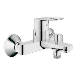 Смеситель Grohe BauLoop 23341000 для ванны с подключением душа
