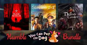 [PC] Humble You Can Pet The Dog Bundle (для Steam) от 70 руб.