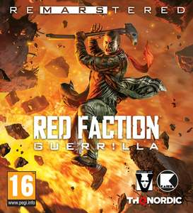 [PC] Red Faction Guerrilla Re-Mars-tered
