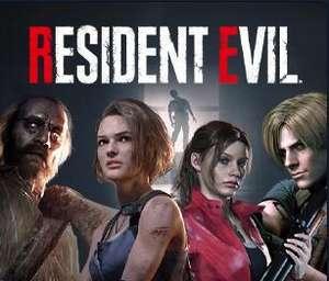 [PC] Распродажа на серию игр Resident Evil (например, Resident Evil 3 и другие игры в описании)