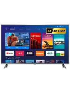 "Телевизор Mi TV 4S, 43"", UHD, Smart TV, Wi-Fi, DVB-T2, Xiaomi (в приложении)"