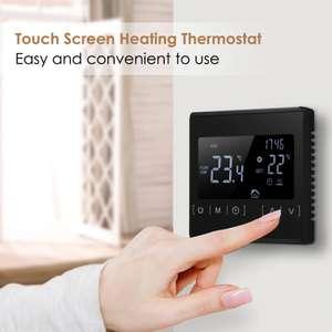 Цифоровой термостат с ЖК-дисплеем