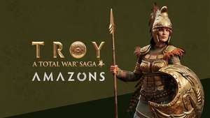 A Total War Saga: TROY - Amazon DLC БЕСПЛАТНО