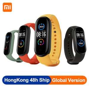 Фитнес-браслет Xiaomi Mi Band 5 (глобальная версия, без NFC)