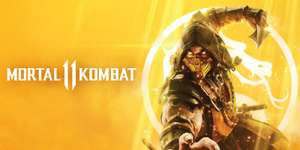 [Nintendo switch] Mortal Kombat 11