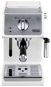 Кофеварка рожковая De'Longhi ECP 33.21 белый