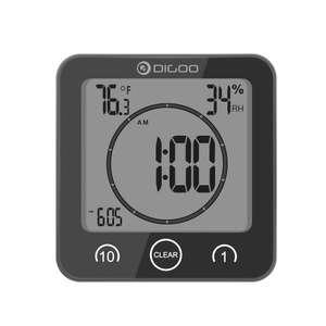 Цифровые часы для ванной Digoo DG-BC10 за $4.99