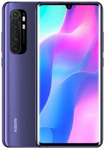 Смартфон Xiaomi Mi Note 10 Lite 6/128Gb Nebula Purple при покупке аксессуара