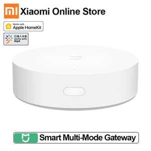 Шлюз умного дома Xiaomi Mijia Multimode Gateway (Zigbee 3, BT, WiFi)