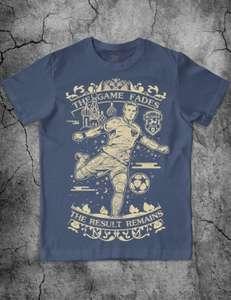 Футболка мужская Макс Экстрим - Футбол (S-XXL)