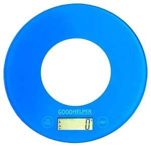 Весы кухонные Goodhelper KS-S03 Blue
