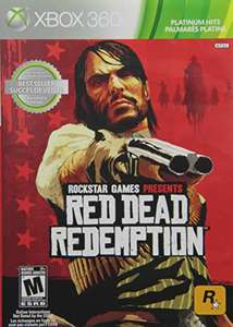 [Xbox one/360] Red Dead Redemption
