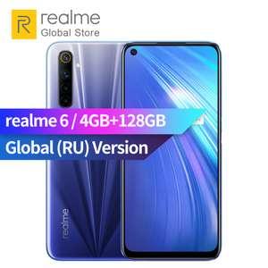 Смартфон Realme 6, глобальная версия 4/128GB