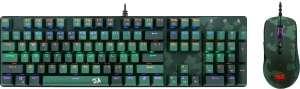 Игровой набор клавиатура+мышь Redragon S108 RU,с RGB подсветкой