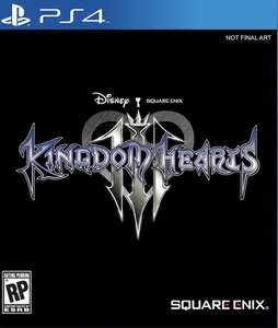 [PS4] Kingdom Hearts III