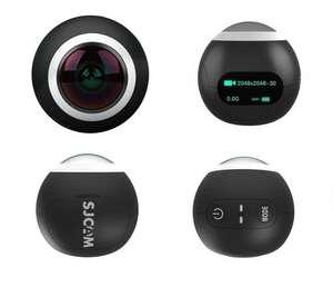 Экшн-камера SJCAM SJ360 (от магазина ноунейма)