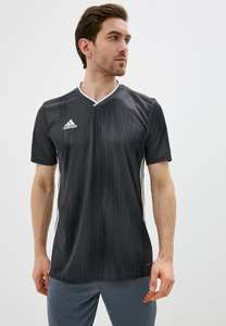 Мужская футболка спортивная Adidas TIRO 19 JSY