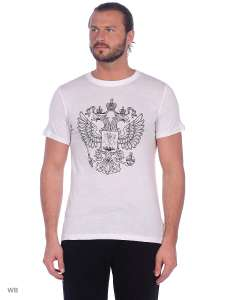 Мужская футболка ESQUIRE (размеры 48-56)
