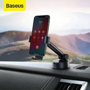 Гравитационный автомобильный держатель Baseus