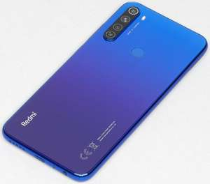 "6.3"" Смартфон Xiaomi Redmi Note 8T 64 ГБ синий"