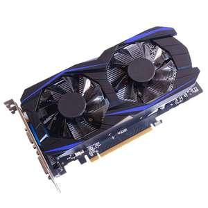 Видеокарта NVIDIA GeForce GTX1050Ti (вероятно не оригинал)