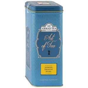 Элитный чай Ahmad Tea Жемчужина королевского дракона в жестяной банке, 75г