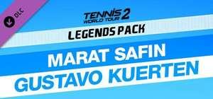 [PC, DLC] Tennis World Tour 2 Legends Pack