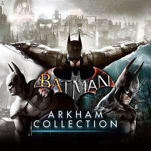 [PC] Игра Batman: Arkham Collection