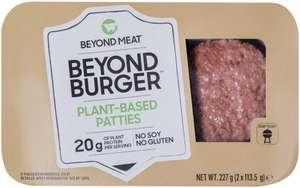 [СПб] Бургер BEYOND MEAT продукт раст происхождения зам, США, 227г