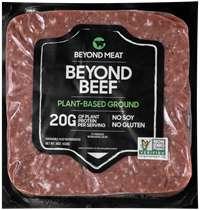 [СПБ] Фарш BEYOND MEAT продукт раст происхождения зам, США, 453 г