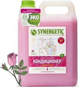 Кондиционер-ополаскиватель для белья Synergetic Аромамагия, 5л