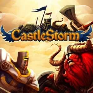 [PC] Игра CastleStorm (для Steam) бесплатно через Rainway