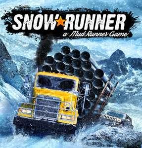 [PC] Игра SnowRunner