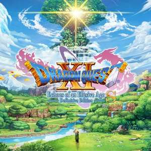 [Nintendo Switch] Dragon Quest XI S: Echoes Of An Elusive Age – Definitive Edition