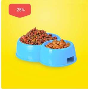 [СПб и др.] -25% на корм для животных сегодня