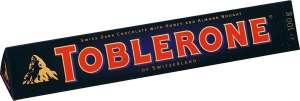 Шоколад горкий Toblerone, 100г