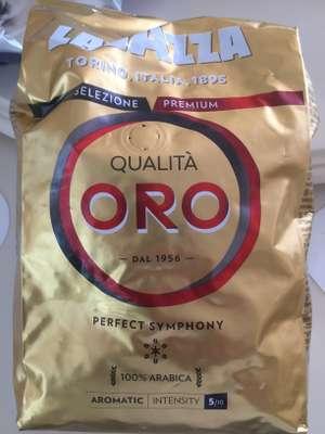 [Мск] Кофе в зёрнах Лавацца Оро 1000г