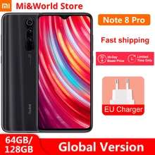 Глобальная версия смартфона Xiaomi Redmi note 8 pro (не всем)