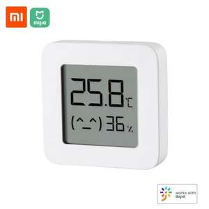 Мини термометр Xiaomi BT Thermometer 2