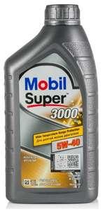 Моторное масло MOBIL Super 3000 X1 5W-40 1 л