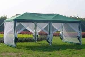 Тент / шатер садовый Green Glade 1056
