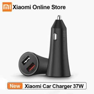Автомобильное зарядное Xiaomi Mi Car Charger CC06ZM