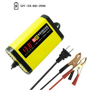 Зарядное устройство для аккумулятора авто Zyx-J10 на 12В2А