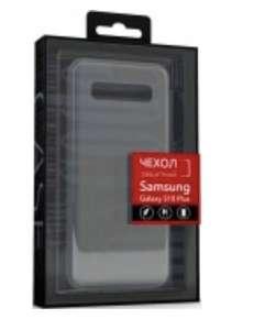 Клип-кейс Code Samsung Galaxy S10 Plus прозрачный