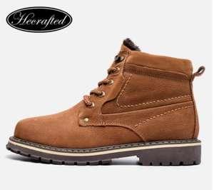 Мужские зимние ботинки (размеры 38-50)