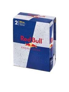 Энергетический напиток twin pack 2шт*0,25 л, Red Bull