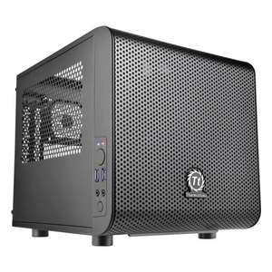 Корпус Thermaltake Core V1 Mini-ITX CA-1B8-00S1WN-00