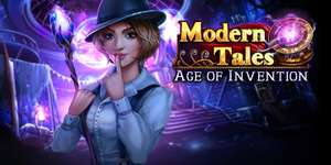 [Nintendo switch] Modern Tales: Age of Invention