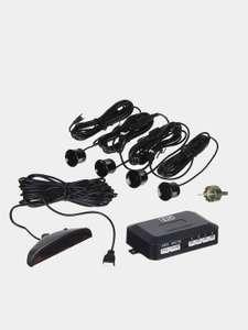 Парктроник 4 датчика со светодиодным дисплеем